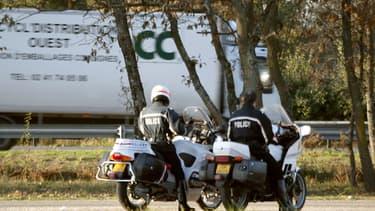 L'adolescent de 17 ans, sans permis, a été arrêté près de Lyon.