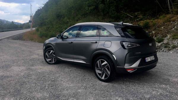 Les commandes ouvriront en septembre en France pour le Nexo. En seulement 2 jours en Norvège, la semaine dernière, Hyundai en avait déjà vendu 85 exemplaires.