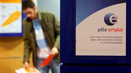 Selon un sondage Obea Intraforces pour France Info et le quotidien gratuit 20 Minutes, le chômage se classe au premier rang des préoccupations des Français (28,8%) loin devant l'avenir des retraites (20,8%) et la crise économique (19,9%). /Photo d'archive