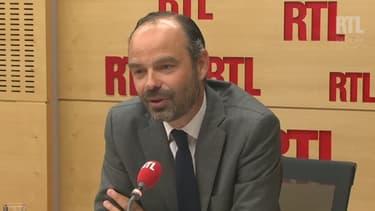 Edouard Philippe, vendredi 2 juin sur RTL.