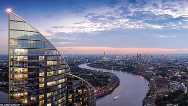 La Spire London devrait être achevée en 2020.