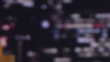 "Robert Downey Jr sur le plateau du ""Tonight Show starring Jimmy Fallon"" en 2016"