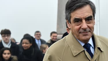 François Fillon ne veut plus supprimer les frais de notaire.