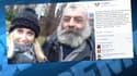 L'étudiante a posté un selfie d'elle et d'un homme sans-abri. Le message a été largement relayé.