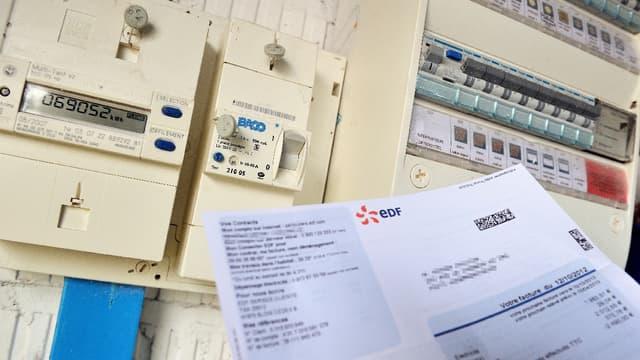 En France, 25 millions d'abonnés bénéficient des tarifs réglementés de vente d'électricité. (image d'illustration)