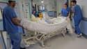 L'objectif de dépenses d'assurance maladie (Ondam) a été respecté pour la deuxième année consécutive l'an dernier, ont annoncé jeudi les ministères de la Santé et du Budget. /Photo d'archives/REUTERS/Jean-Paul Pélissier