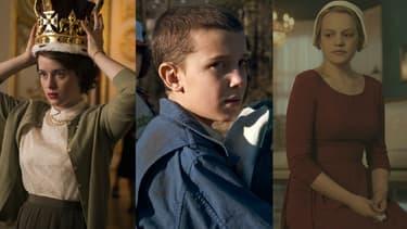 """""""The Crown"""", Stranger Things"""" et """"La Servante écarlate"""", trois des probables séries nommées"""