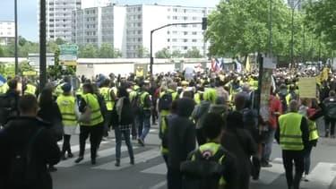 Un millier de personnes ont défilé en Seine-Saint-Denis ce samedi.