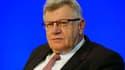 Le secrétaire d'État au Budget Christian Eckert