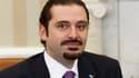Le président libanais, Michel Souleïmane, a demandé au Premier ministre Saad Hariri d'assurer l'intérim jusqu'à la constitution d'un nouveaugouvernement. /Photo prise le 12 janvier 2011/REUTERS/Jason Reed
