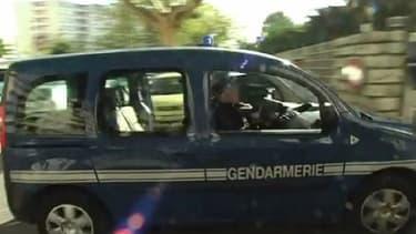 Le gendarme voulait interpeller des jeunes à la conduite dangereuse quand il a été percuté (illustration).