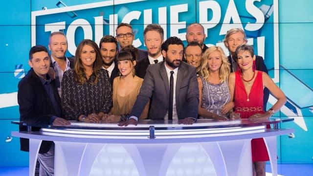 'Touche pas à mon poste' est diffusé sur C8 depuis octobre 2012