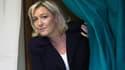 La présidente du FN Marine Le Pen