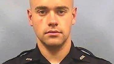 Portrait de l'agent Garrett Rolfe fourni le 14 juin 2020 par la police d'Atlanta