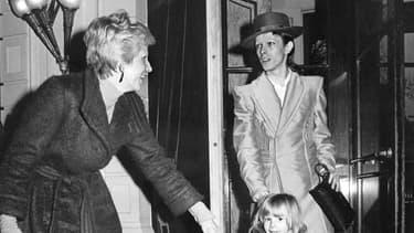 Angie Bowie, en 1974