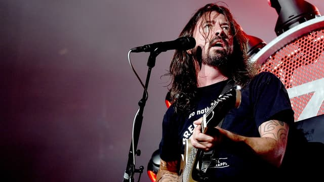 Dave Grohl, le 22 septembre 2015