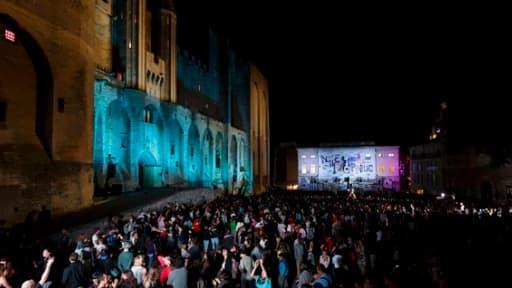 En 2003, la grève des intermittents avait entraîné l'annulation du festival d'Avignon.