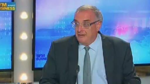 Hervé Guillou veut élargir l'offre de produits de DCNS, notamment pour répondre à la demande des pays émergents.e