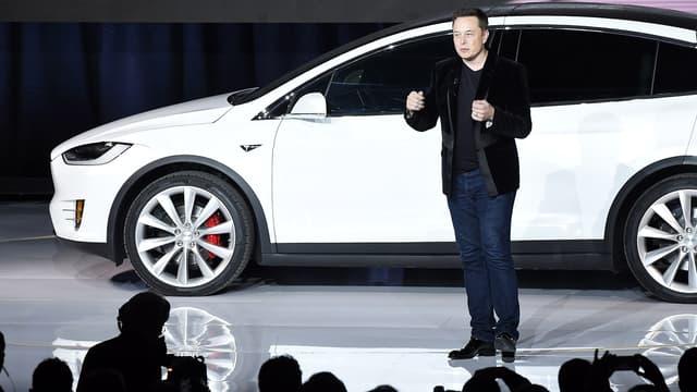 Elon Musk, le patron de Tesla. (image d'illustration)