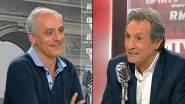 Philippe Poutou, invité de Jean-Jacques Bourdin ce lundi