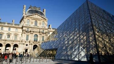 Le musée du Louvre est fermé ce lundi.