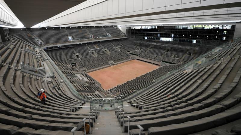 Tennis: Roland-Garros officialise son report d'une semaine
