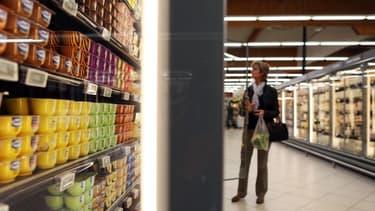 Les prix à la consommation se sont inscrits en hausse en décembre.