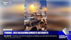 Face à la multiplication des regroupements sur les parkings, l'Ain interdit les rassemblements liés au tunning