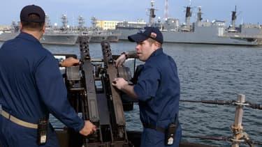 """L'USS Donald Cook a été la cible de """"provocations"""" russes, selon un officiel américain."""