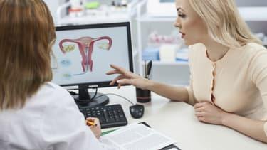 Les cancers du col de l'utérus sont principalement provoqués par des virus de la famille des papillomavirus humains (HPV).