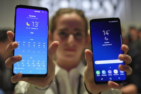 Proposé en deux formats, le Galaxy S9 sera commercialisé le 16 mars