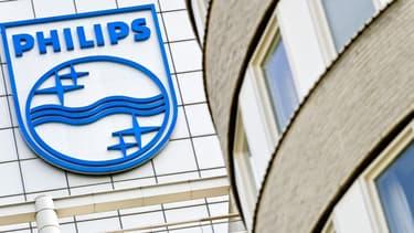 Philips va céder 80% de sa division composants d'éclairage au consortium Go Scale Capital.