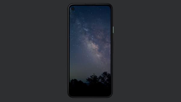Le Google Pixel 4a