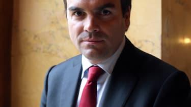 Thomas Thévenoud, en 2012.