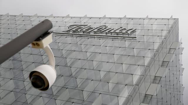 Le siège de l'opérateur Telefonica à Madrid a été la principale victime de cette cyberattaque, qui, selon les premières analyses proviendrait de Chine.