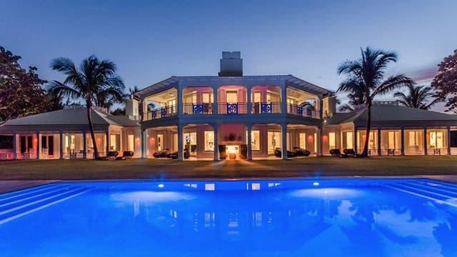 Céline Dion a vendu sa maison de Jupiter Island.