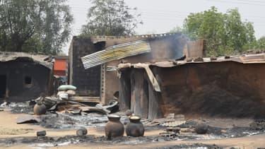 L'Etat de Borno fait régulièrement l'objet d'attaques du groupe islamiste Boko Haram (illustration).