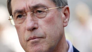 Clude Guéant, ancien ministre de l'Intérieur, en mai 2012.