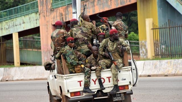 La tentative de coup d'Etat en Guinée
