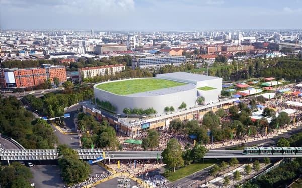 La future Arena 2