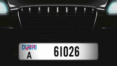 Des plaques connectées, où le métal est remplacé par un écran, c'est ce que veut tester Dubaï.