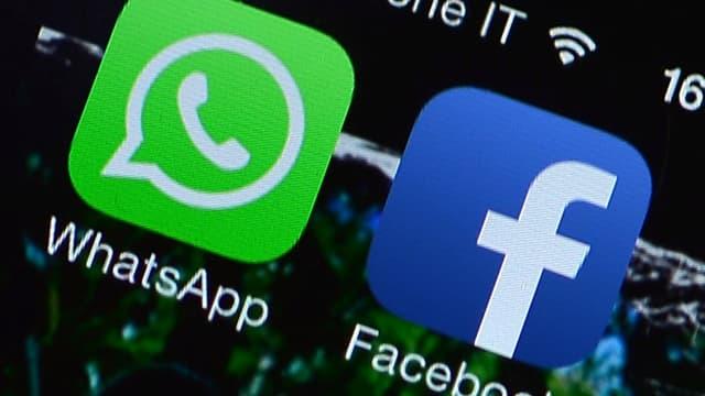 Facebook a racheté WhatsApp en grande partie grâce à ses propres actions, ce qui a fait gonfler la facture.
