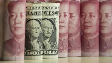 Le président américain Donald Trump accuse la Chine de sous-évaluer le yuan.