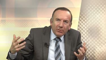Pierre Gattaz espère contrecarrer les plans de Laurence Parisot