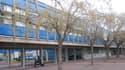 Le lycée Jean Moulin à Béziers.
