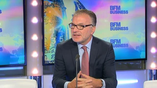 Dominique Marcel était l'invité de BFM Business ce 24 octobre.