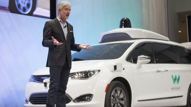Waymo veut lancer des tests, puis un service de voitures autonomes en Europe. Il cherche pour cela des véhicules.