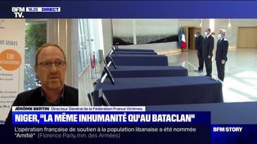 Story 2 : Jean Castex évoque la même haine au Niger et au Bataclan - 14/08