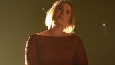 Adele le 15 février 2016