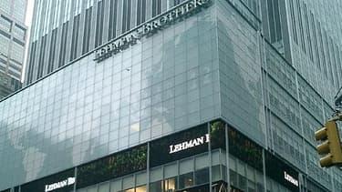 Lehman Brothers a été mise en faillite le 15 septembre 2008